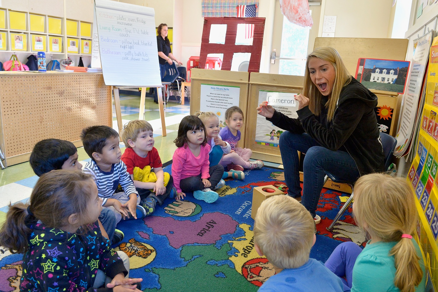 Teacher Surprised With $10,000 As A Knowledge Universe Early Childhood Educator Award Winner